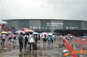 温润的秋雨中'14中国国际五金展盛大开幕!超纯水设备
